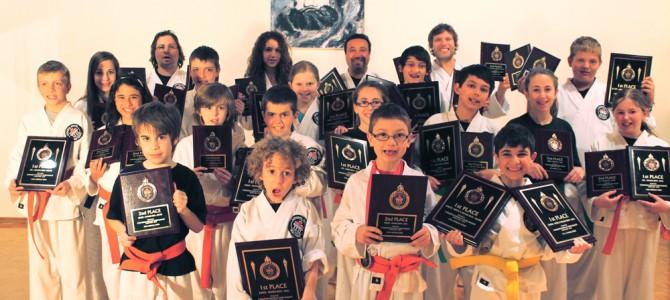 Martial Arts May 2012